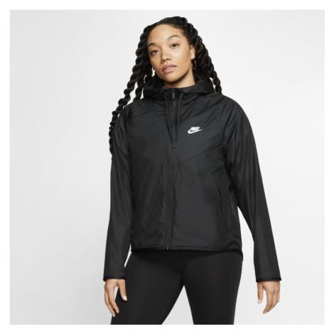 Kurtka damska Nike Sportswear Windrunner - Czerń