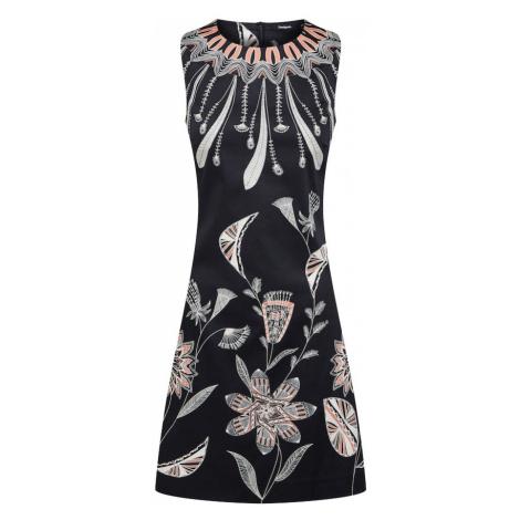 Desigual Sukienka 'VEST_KIRA' mieszane kolory / czarny