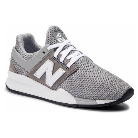 Sneakersy NEW BALANCE - MS247FJ Szary