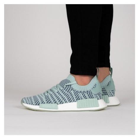 Buty damskie sneakersy adidas Originals Nmd_R1 Stlt Primeknit W CQ2031