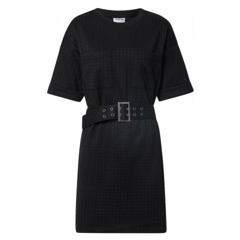 Noisy may Sukienka 'HOUND' czarny