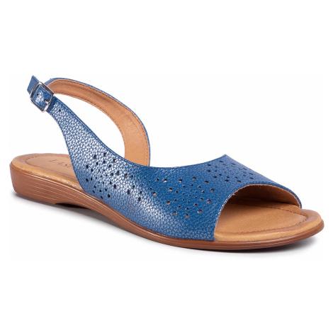 Sandały LASOCKI - TTT-1808-08 Blue