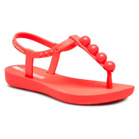 Sandały IPANEMA - Class Glam Kids 26562 Neon Pink 24871