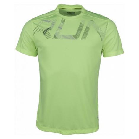 Lotto X RIDE III TEE RUN żółty XXL - Koszulka sportowa męska