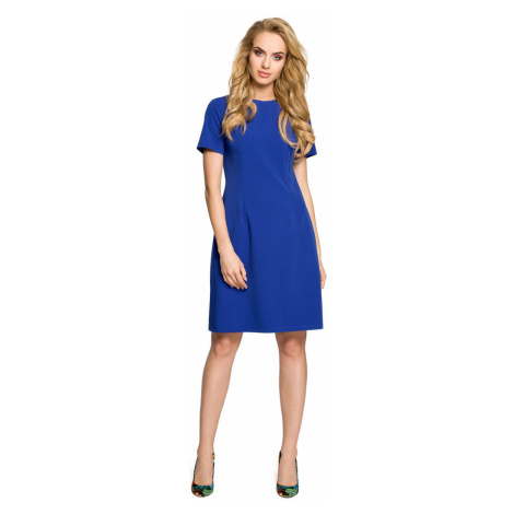 Made Of Emotion Woman's Dress M309 Royal