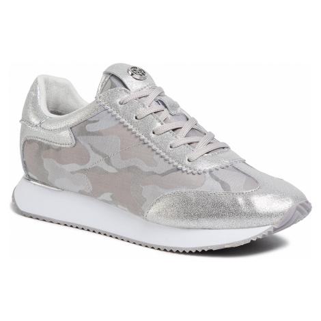 Sneakersy DKNY - Arlie K1048870 Silver