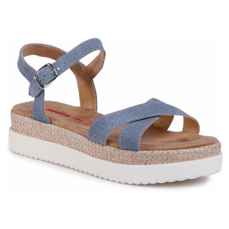 Sandały S.OLIVER - 5-28201-24 Jeans 847