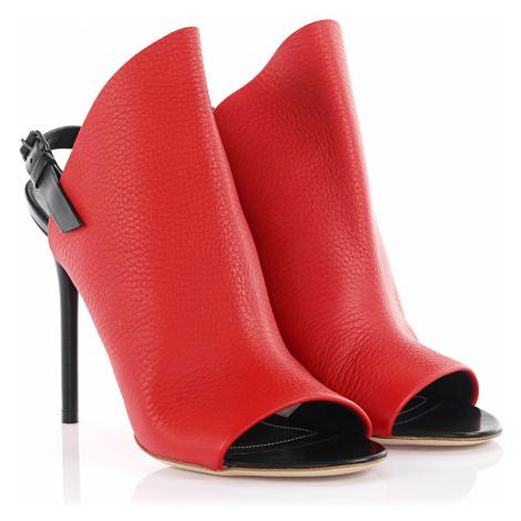 Balenciaga - Buty Sandały z zapięciem