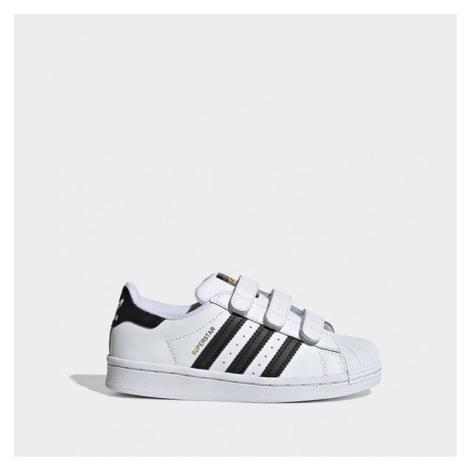 Buty dziecięce sneakersy adidas Originals Superstar CF C EF4838
