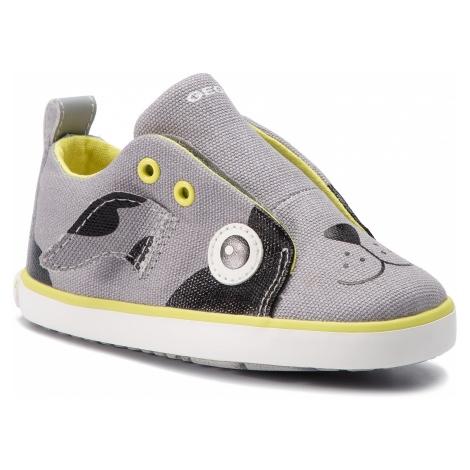 Sneakersy GEOX - B Kilwi B. A B92A7A 010BC C1006 M Grey