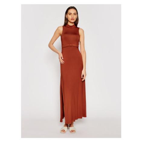 Sukienki z krótkim rękawem Armani