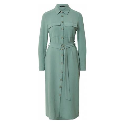 Trendyol Sukienka koszulowa oliwkowy