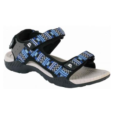ALPINE PRO LAUN niebieski 44 - Obuwie letnie męskie