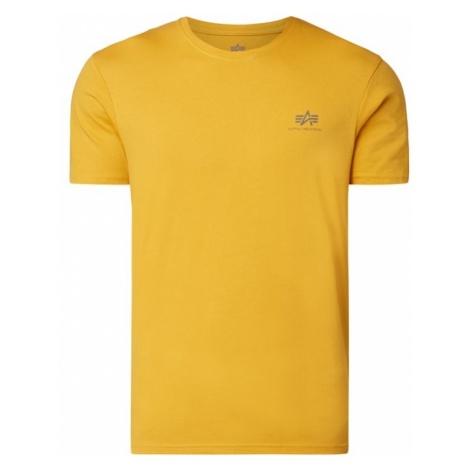 T-shirt z bawełny Alpha Industries