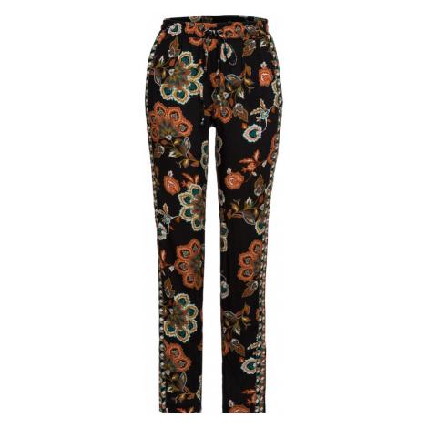 MORE & MORE Spodnie mieszane kolory / czarny