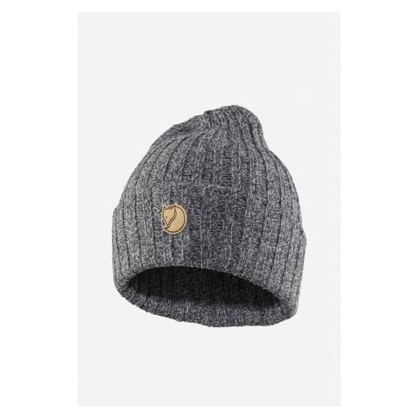 Czapka Fjallraven Byron Hat Dark Grey/grey Fjällräven
