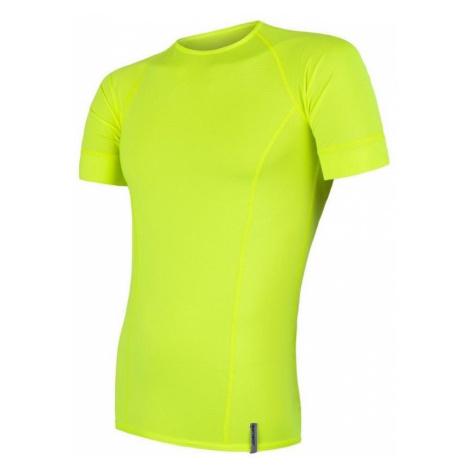 SENSOR Koszulka męska COOLMAX TECH TEE SS-XL-Niebieski