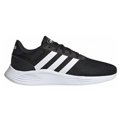 Adidas Lite Racer 2.0 Młodzieżowe Czarno-Białe (FY7248)