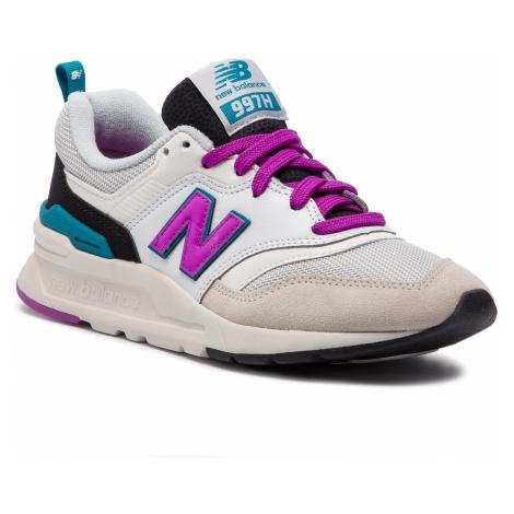 Sneakersy NEW BALANCE - CW997HNA Biały
