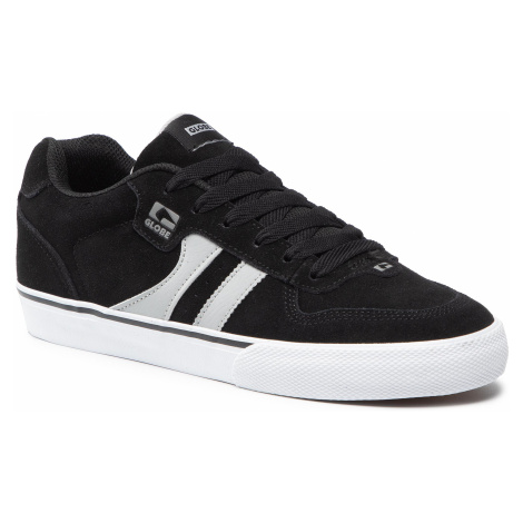 Sneakersy GLOBE - Encore-2 GBENCO2 Black/Light Grey 1