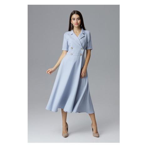 Figl Woman's Dress M632 Light