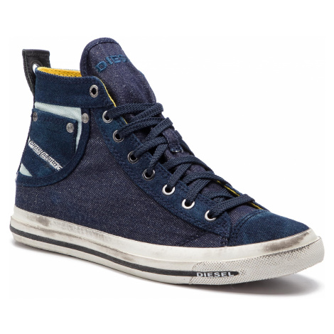 Sneakersy DIESEL - Exposure I Y00023 P2180 H3303 Indiogo Blue Multicol