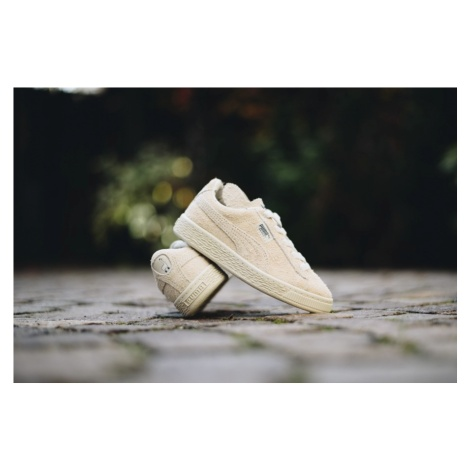 Buty dziecięce sneakersy Puma X Tinycottons Basket Furry 366194 01