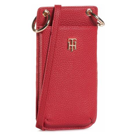 Etui na telefon TOMMY HILFIGER - Th Esence Phone Wallet Corp AW0AW09122 XMP
