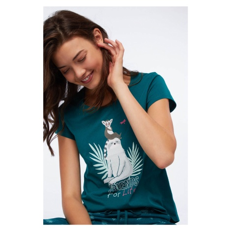 Etam - Top piżamowy Romarin