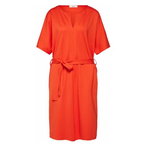Liebesglück Sukienka koszulowa 'LG007820' pomarańczowo-czerwony