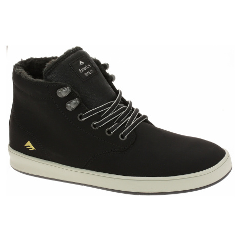 buty Emerica Romero Laced High - Black Emerica.