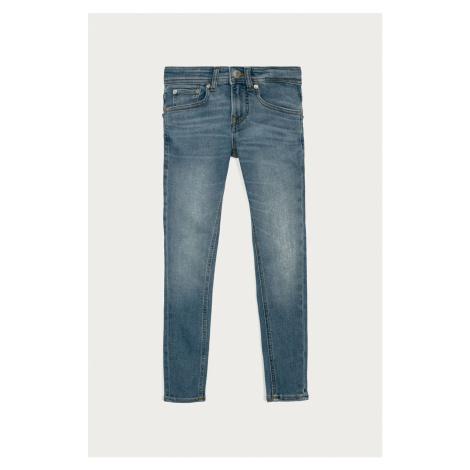 Chłopięce spodnie i jeansy Jack & Jones