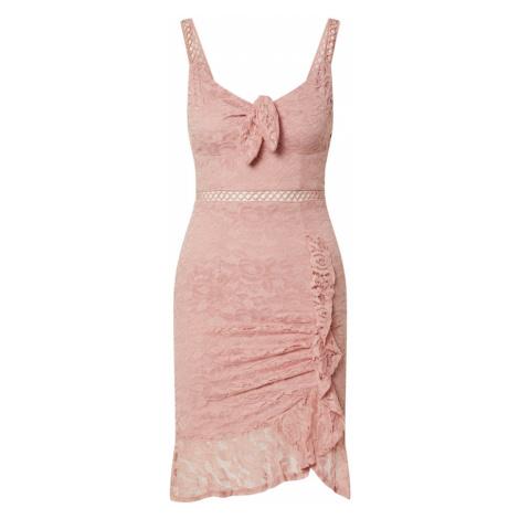 Love Triangle Suknia wieczorowa 'Yass Queen' różany