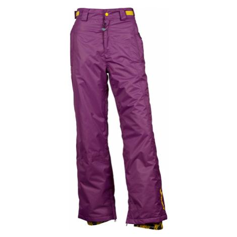 Damskie Spodnie Narciarskie | Fioletowe Panto Blue Woox