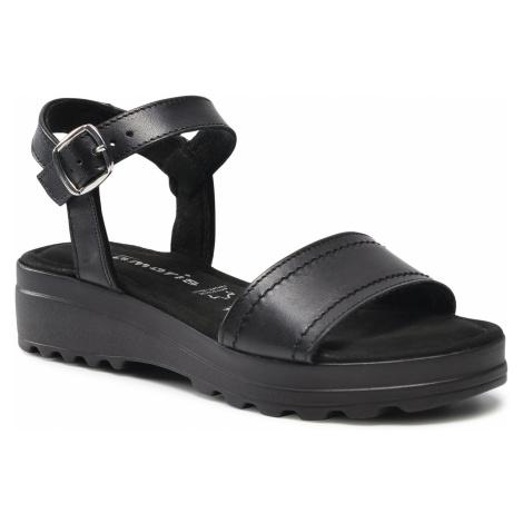 Sandały TAMARIS - 1-28707-26 Black 001