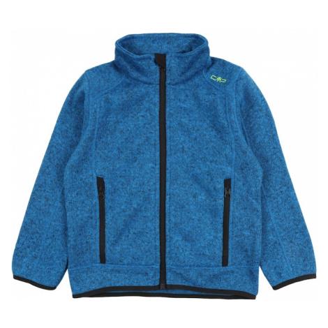 CMP Bluza polarowa funkcyjna niebieski / niebieska noc