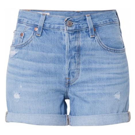 LEVI'S Jeansy '501® SHORT LONG' niebieski denim Levi´s