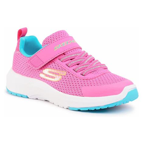 Sneakersy SKECHERS - Hop N' Hike 81365L/NPMT Neon/Pink/Multi
