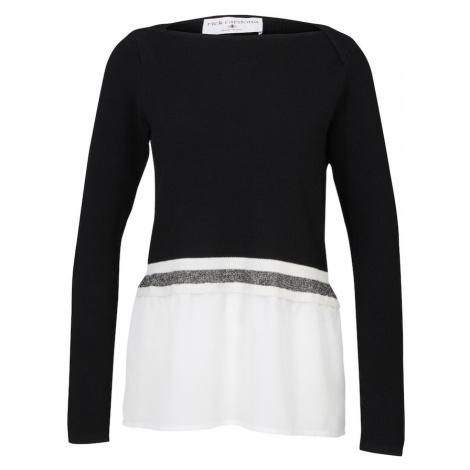 Heine Sweter czarny / biały