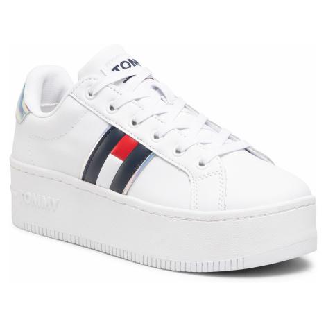 Damskie obuwie sneakers Tommy Hilfiger