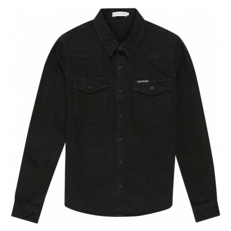 Calvin Klein Jeans Koszula czarny