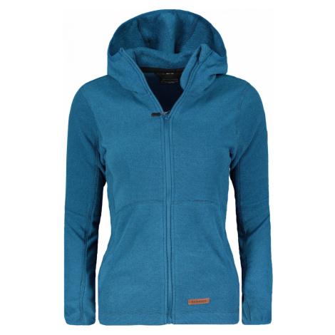 Women's fleece sweatshirt TRIMM NEONA