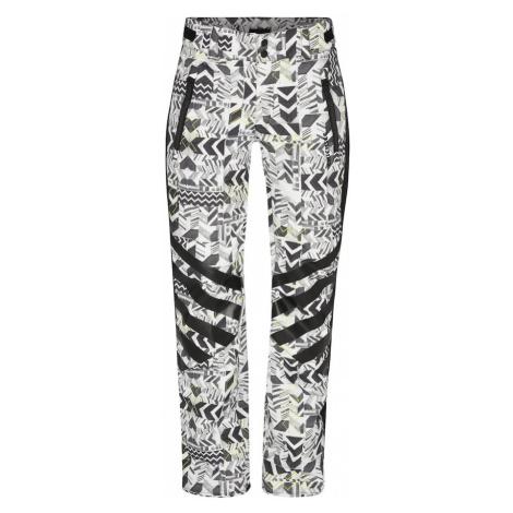 CHIEMSEE Spodnie sportowe czarny / biały