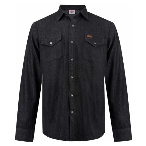 Lee Cooper Pocket Denim Shirt Mens