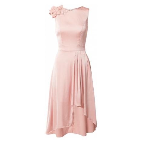 Chi Chi London Sukienka 'Stanford' różowe złoto