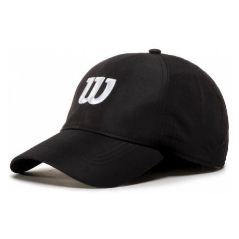 Wilson Czapka z daszkiem Ultralight Tenis Cap WRA777102 Czarny