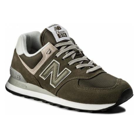 New Balance Sneakersy ML574EGO Zielony