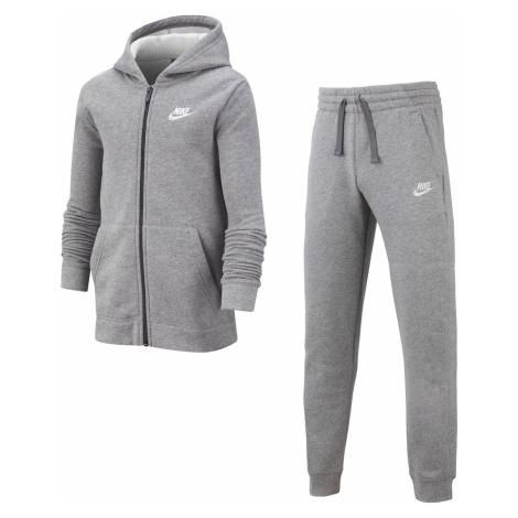 Komplet dresowy dziecięcy Nike Fleece