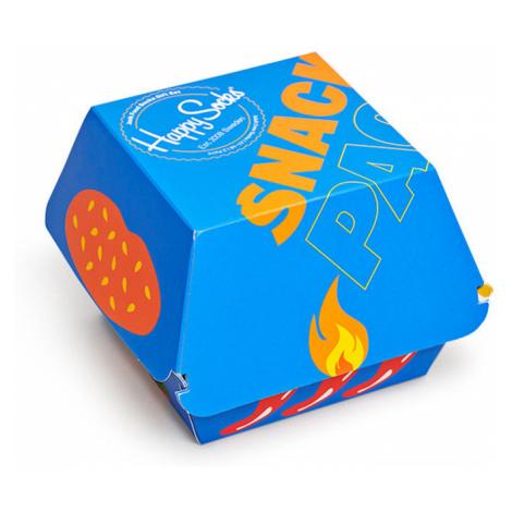 Happy Socks - Skarpetki Junk Food (3-pack)