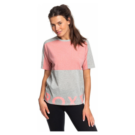 T-shirt Roxy In The Moon Mood - SGRH/Heritage Heather